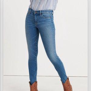 Lucky brand Ava skinny. Size 4/27